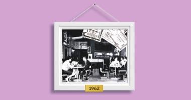 Edenred História - 1962