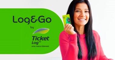 Log & Go By Ticket Log
