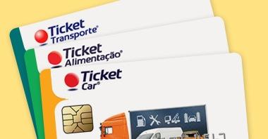 Cartões Ticket