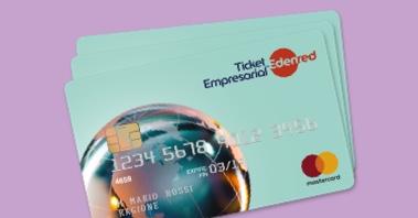 Cartão Ticket Empresarial