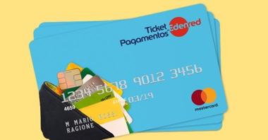 Cartão Ticket Pagamentos
