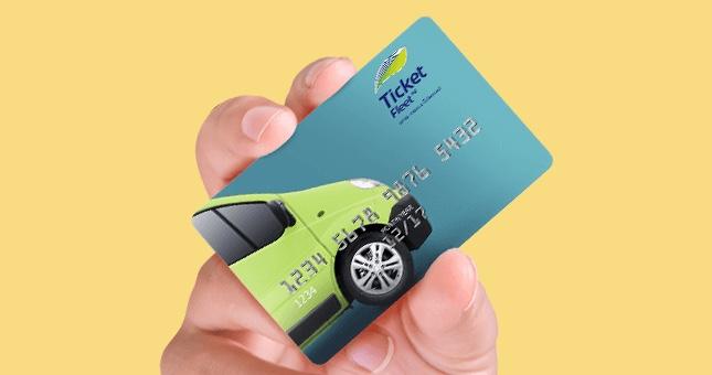 Cartão Ticket Fleet