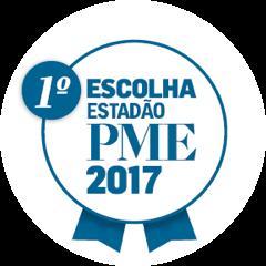 Selo Escolha Estadão PME 2017