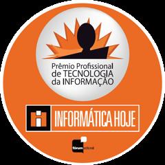 Selo Prêmio Profissional de Tecnologia da Informação