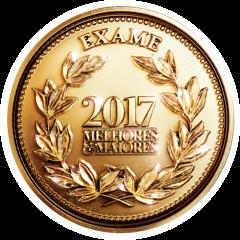 Selo Exame 2017 Melhores e Maiores