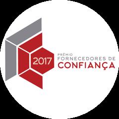 Selo Fornecedores de Confiança 2017
