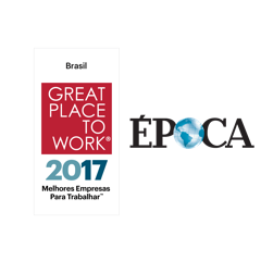 Selo Great Place to Work Época 2017