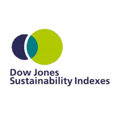 Selo Dow Jones Sustaunability Indexes